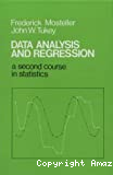Data analysis and regression