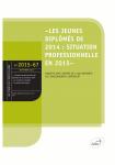 Les jeunes diplômés de 2014 : situation professionnelle en 2015
