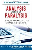 Analysis without paralysis