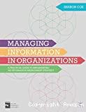 Managing Information in organizations