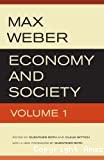 Economy and society. Vol. 1