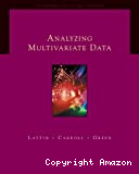Analyzing multivariate data