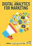 Digital analytics for Marketing