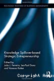 Knowledge spillover-based strategic entrepreneurship