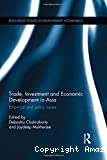 Trade, investment and economic development in Asia