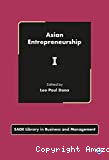 Asian entrepreneurship. Volume I: contextual issues