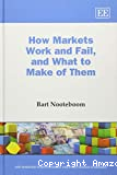 How markets work and fail, and what to make of them