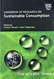 Handbook of Research Sustainable Consumption