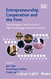 Entrepreneurship, cooperation and the Firm