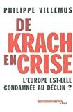 de krach en crise