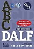 ABC DALF 150 exercices, niveaux C1-C2