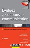 Évaluez vos actions de communication