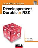 Développement durable et RSE