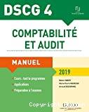 DSCG 4 Comptabilité et audit