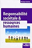 Responsabilité sociétale & ressources humaines