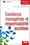 Excellence managériale et responsabilité sociétale