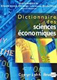 DICTIONNAIRE DES SCIENCES ECONOMIQUES