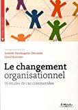Le changement organisationnel