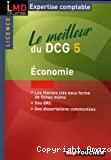 Le meilleur du DCG 5 en économie