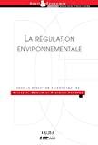 La régulation environnementale
