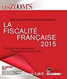 La fiscalité française 2015
