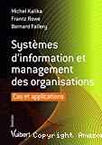 Systèmes d'information et management des organisations