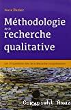 Méthodologie de la recherche qualitative