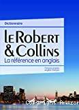 Le Robert & Collins, dictionnaire français-anglais, anglais-français