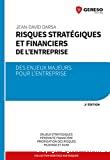 Risques stratégiques et financiers de l'entreprise