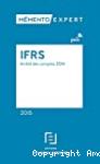 IFRS Arrêté des comptes 2014