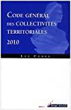 Code général des collectivités territoriales