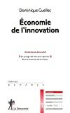 Economie de l'innovation