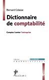 Dictionnaire de comptabilité