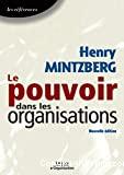 Le pouvoir dans les organisations