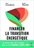 Financer la transition énergétique