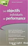 Définir les objectifs individuels de performance