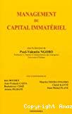 Management du capital immatériel