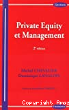Private equity et management