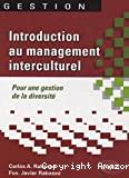 Introduction au management interculturel