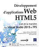 Développement d'applications Web HTML5