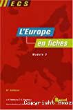 L'Europe en fiches