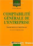Comptabilité générale de l'entreprise