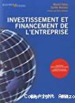 Investissement et financement de l'entreprise