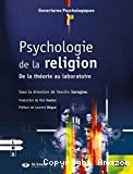 Psychologie de la religion