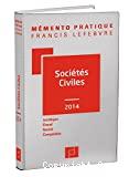 Sociétés civiles 2014