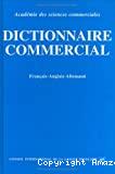 DICTIONNAIRE COMMERCIALEn français-anglais-allemand