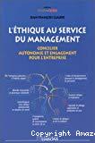L'éthique au service du management