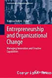 Entrepreneurship and Organizational Change
