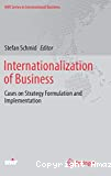 Internationalization of business