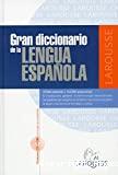 GRAN DICCIONARIO DE LA LENGUA ESPANOLA + CD-ROM